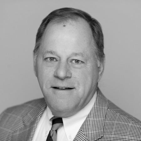 H. Robert Yates, III - B&W