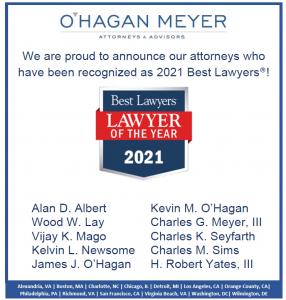 O'Hagan Meyer Best Lawyers 2021