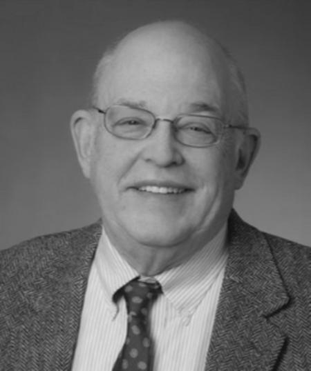 John D. Purdy Jr - B+W